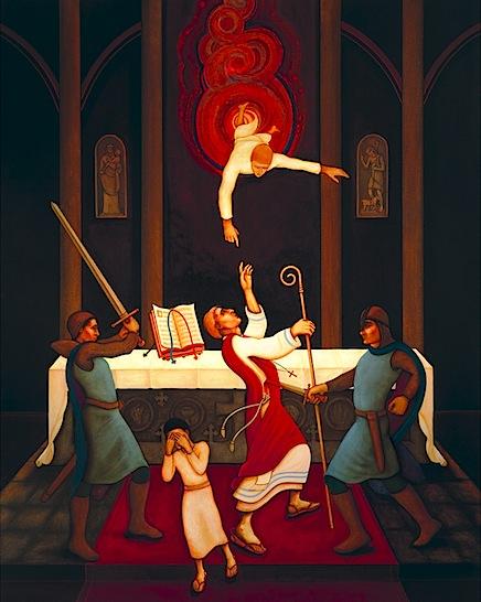 Martyrdom-Thomas-Becket