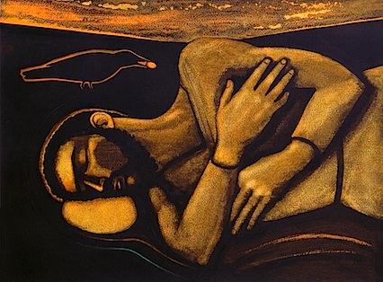 Elijah Sleeping