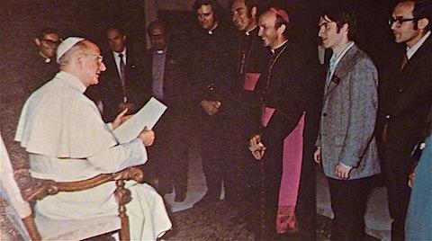 Paul VI mei Ralph