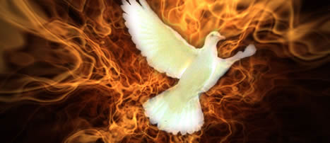 Fire and Holy Spirit