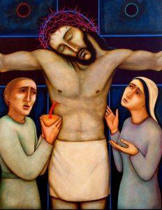 CrucifixionMOB