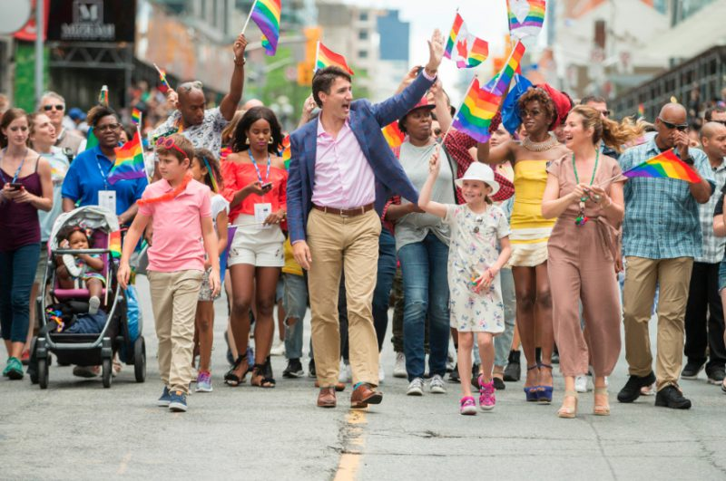 In 2011, I attended Toronto Pride, but I couldnt stomach