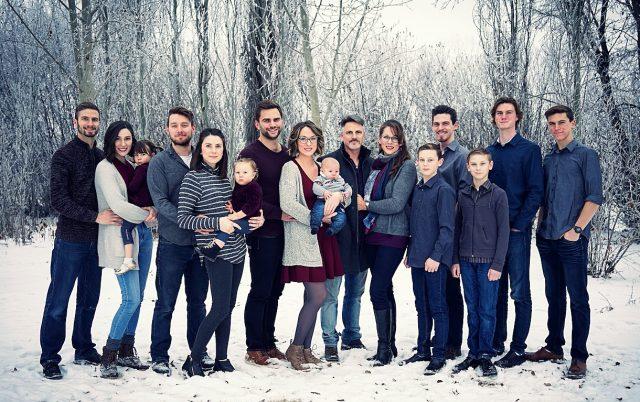 Famille Mark Mallett