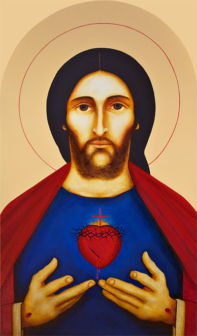sacred heart of jesus. Sacred Heart of Jesus by