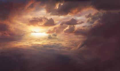 Jesus Always Paints A Beautiful Picture
